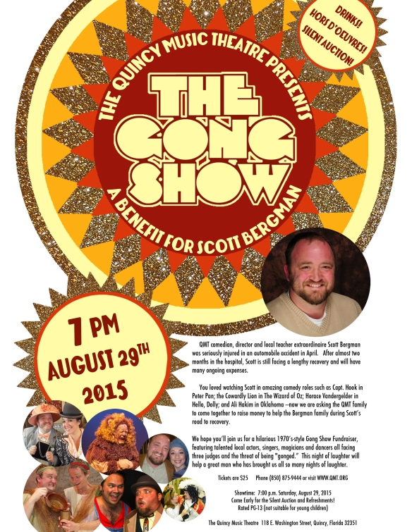 QMT Presents The Gong Show